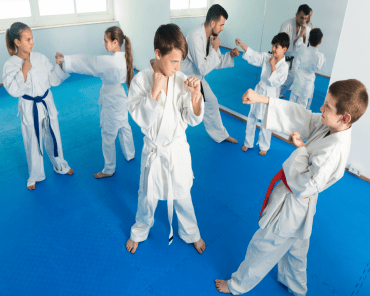 Kids Martial Arts in Fayetteville - Family Martial Arts Academy