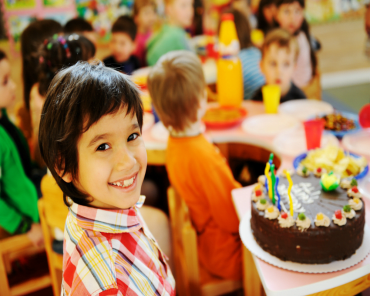 Birthday Parties in Fayetteville - Family Martial Arts Academy