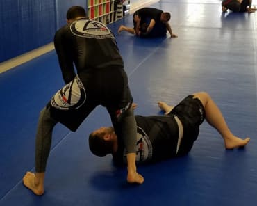 Adult Jiu Jitsu in Cuyahoga Falls - Top Level Martial Arts