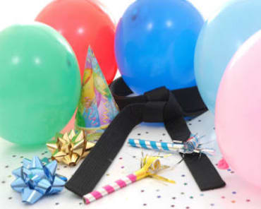 Birthday Parties in Ann Arbor  - Quest Martial Arts