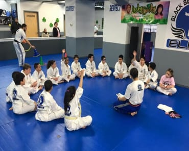 Kids Martial Arts  in Paterson - Elite Black Belt Academy