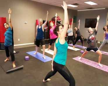 Yoga in Wells Branch - Fighting Fit Boot Camp