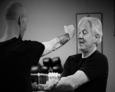 Adult Martial Arts  in Wells Branch - Fighting Fit Boot Camp