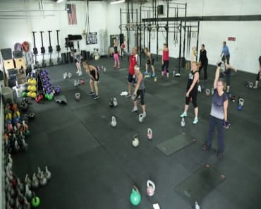Crow River CrossFit Delano