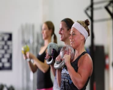 Fitness in Delano - Crow River CrossFit