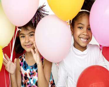 Birthday Parties in New Canaan - The Dojo
