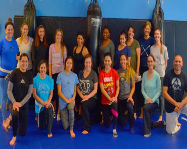 Women's Only Jiu Jitsu in Huntington Beach - Black Belt Center USA