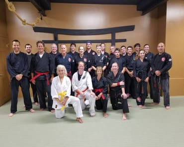 Adult Martial Arts  in New Canaan - The Dojo