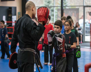 Kids Martial Arts  in Bedford Hills - Marti Martial Arts Academy