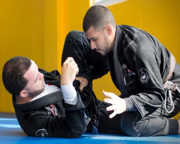 Brazilian Jiu Jitsu in Harrison - Cutting Edge Brazilian Jiu-Jitsu