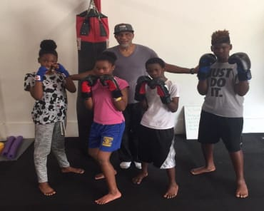 South Houston Kickboxing