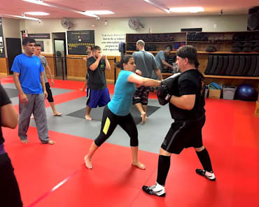 Krav Maga in Coventry - Northeast Family Martial Arts