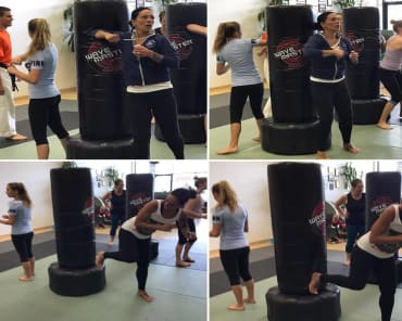Fitness Kickboxing in Toms River - Rising Sun Karate Academy