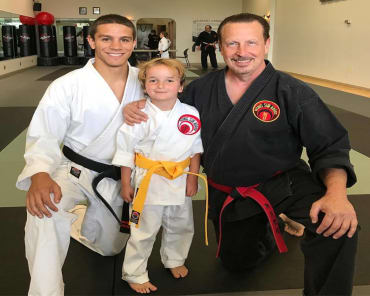 Birthday Parties in Toms River - Rising Sun Karate Academy