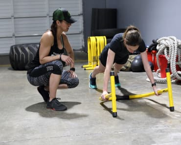 Semi Private Fitness Training  in Simi Valley - Epic Fitness