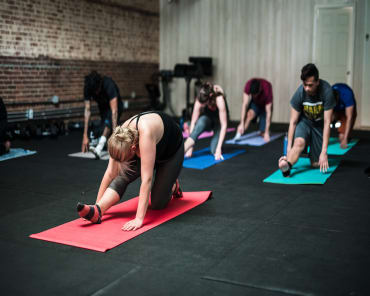 Yoga in Baltimore - Charm City CrossFit
