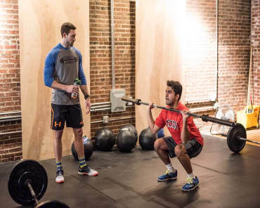 Personal Training  in Baltimore - Charm City Crossfit