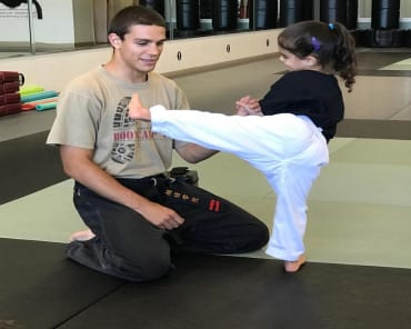 Preschool Martial Arts  in Toms River - Rising Sun Karate Academy
