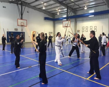 Teen Martial Arts  in New Braunfels - Hill Country Karate
