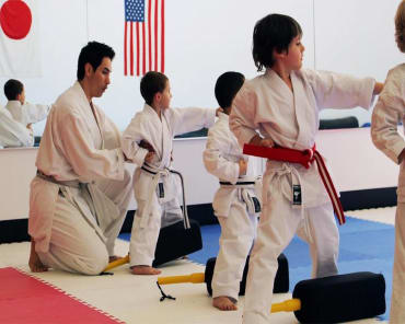 Kids Martial Arts in Summerlin - Hiro Karate