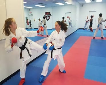 Teen Martial Arts  in Summerlin - Hiro Karate
