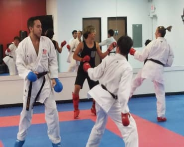 Adult Martial Arts  in Summerlin - Hiro Karate