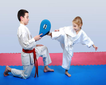 Kids Martial Arts Washington Parish
