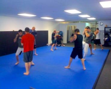 longmont kickboxing