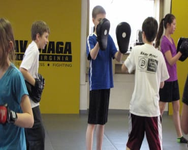 Kids Martial Arts in Springfield - Krav Maga Northern Virginia