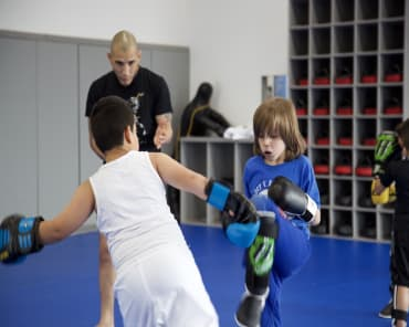 Kids Martial Arts  in 	 Rockville - Pure Performance Martial Arts Center