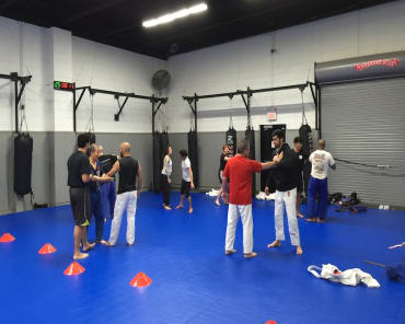 Krav Maga in 	 Rockville - Pure Performance Martial Arts Center
