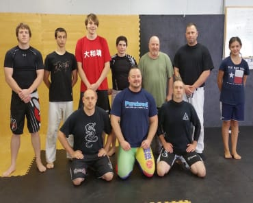 Brazilian Jiu Jitsu in Sumter - Keishidojo Martial Arts & Fitness Center