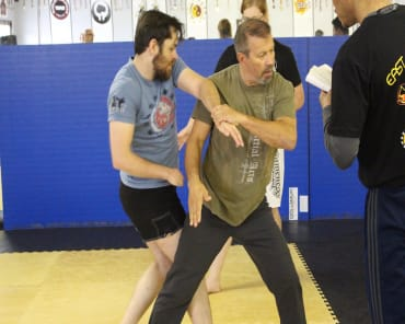 Self Defense in Sumter - Keishidojo Martial Arts & Fitness Center