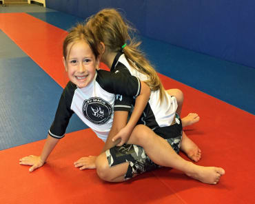 Crosley Gracie Jiu Jitsu Kids Martial Arts Brentwood