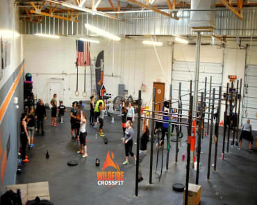 CrossFit  in Phoenix - WildFire CrossFit