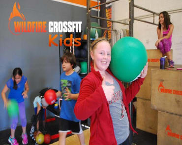 Kids CrossFit  in Phoenix - WildFire CrossFit