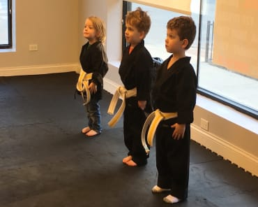 Kids Martial Arts Chicago