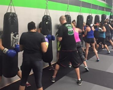 Kickboxing in Fort Myers - New World Defense And Fitness