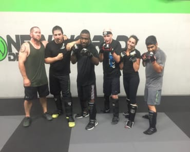 Boxing Fitness in Fort Myers - New World Defense And Fitness