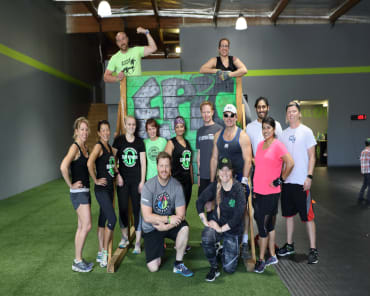 Obstacle Course Training in Simi Valley - Epic Fitness