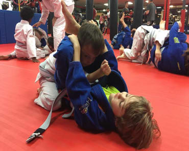 Kids Martial Arts  in Homewood - Spartan Fitness