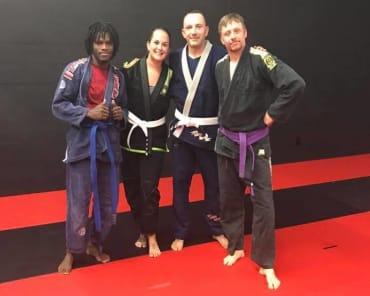 Adult Martial Arts in Ocean Springs - Alan Belcher MMA Club Ocean Springs