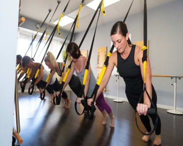 TRX Training in Venice - BodyByBarre