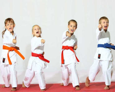 Kids Martial Arts  in Ocean Springs - Alan Belcher MMA Club Ocean Springs