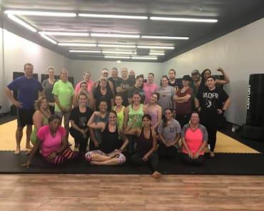 Group Fitness in Ocean Springs - Alan Belcher MMA Club Ocean Springs