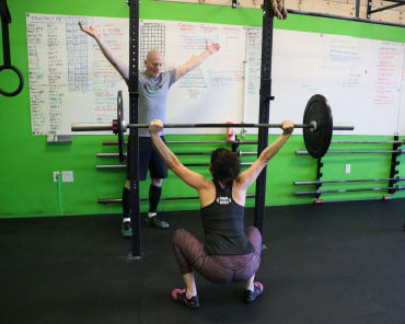 Personal Training  in Duluth - Crossfit Duluth