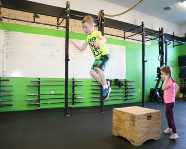 CrossFit Kids  in Duluth - Crossfit Duluth