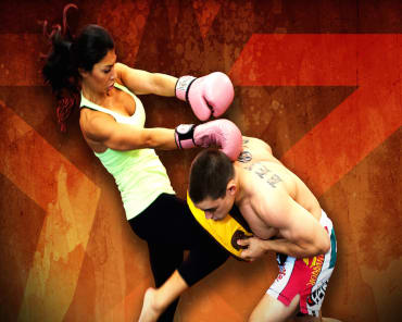 Muay Thai Kickboxing in Frisco - Rockstar Martial Arts and Fitness