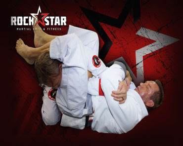 Brazilian Jiu Jitsu in Frisco - Rockstar Martial Arts and Fitness