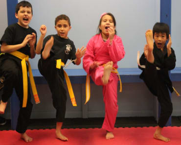 Kids Martial Arts  in Johnston - Rising Sun Jiu-Jitsu